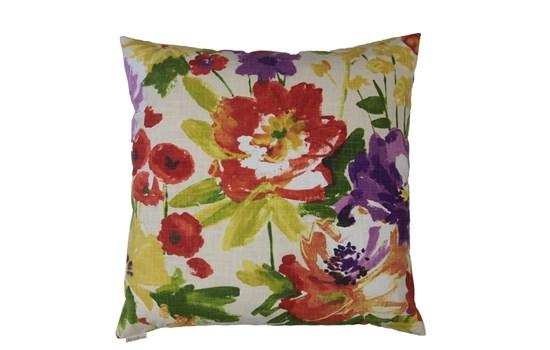 Floral Pillow - 5