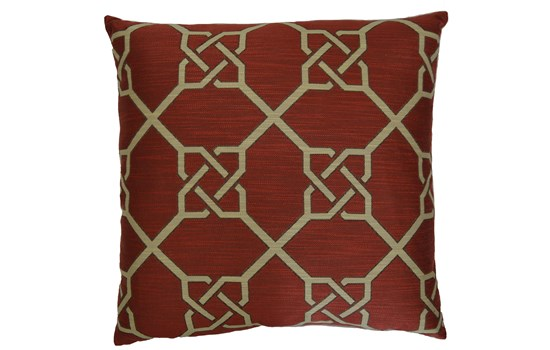 Trellis Pillow - 1