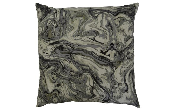 Marbleized Pillow
