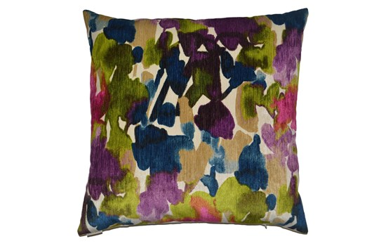 Watercolor Pillow - 3