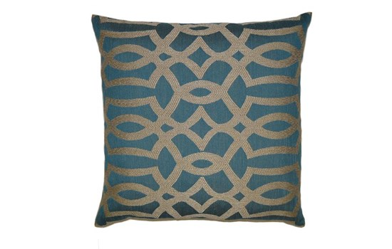 Trellis Pillow - 3