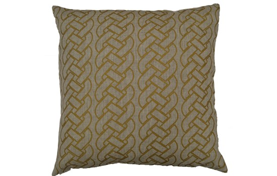 Rope Print Pillow