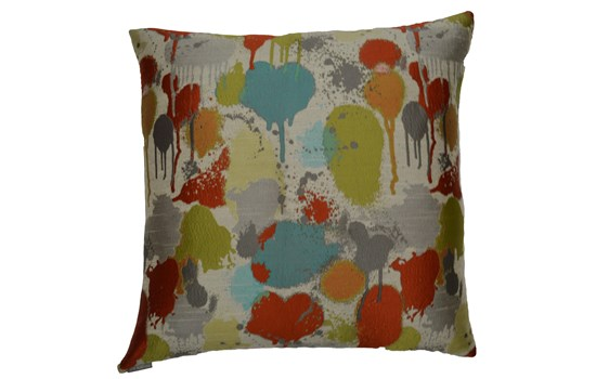 Paint Splat Pillow