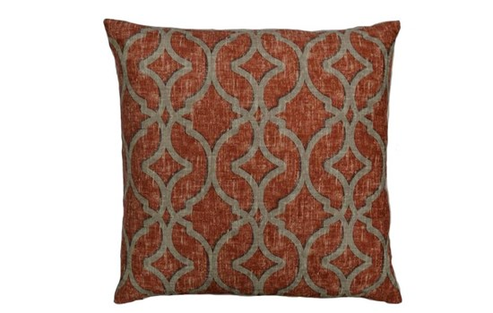 Spice Trellis Pillow