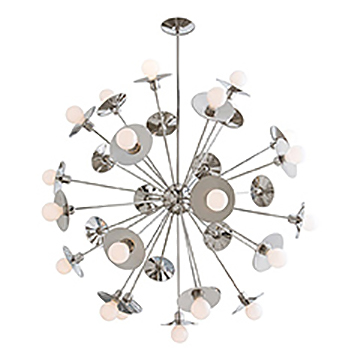 Large Keegan Chandelier