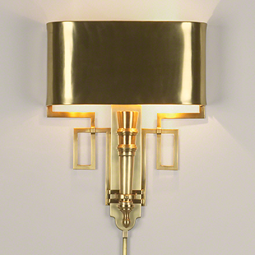 Torch Sconce