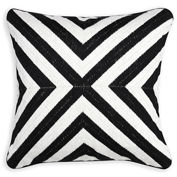 Black and White Bridget Bargello