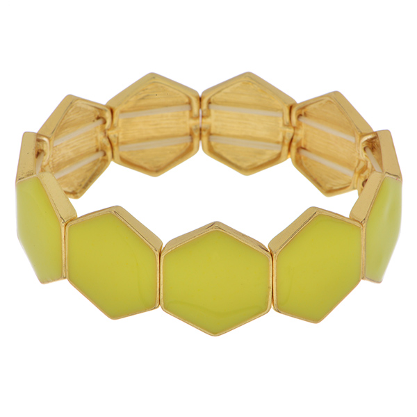 Stretch Bracelet - Lime