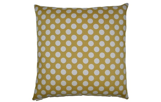 Polka Dot Pillow - 1