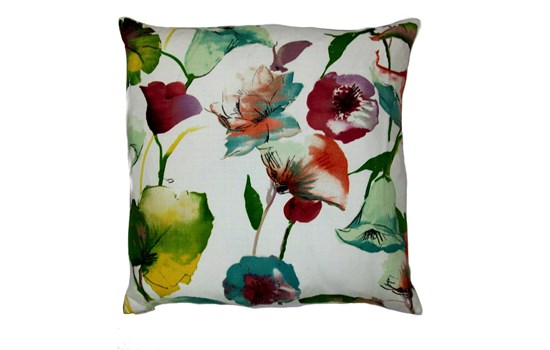 Watercolor Pillow - 1
