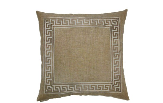 Greek Key Pillow - 3