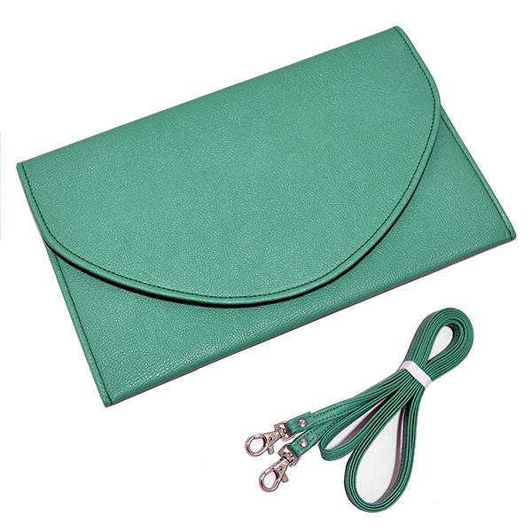 Envelope Clutch - Jade