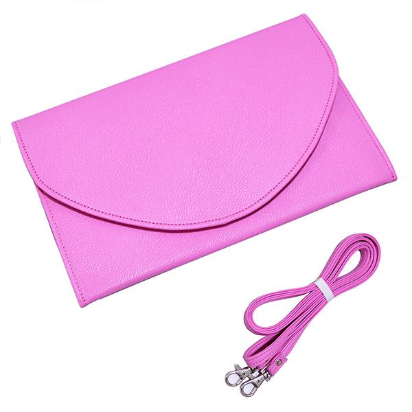 Envelope Clutch - Lilac