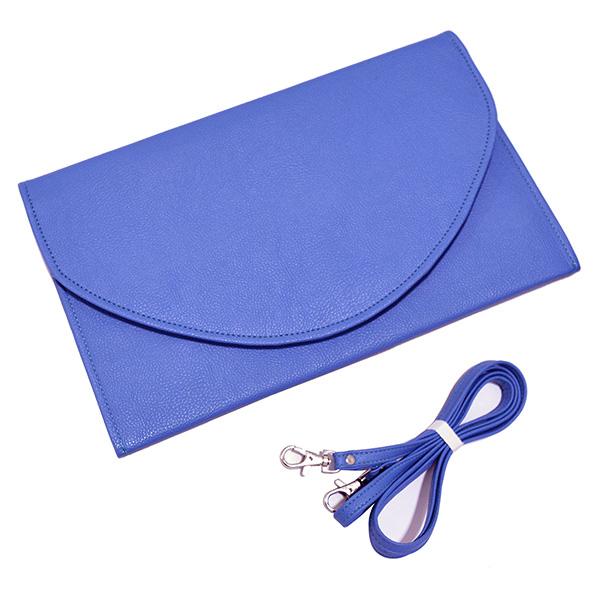 Envelope Clutch - Maliblue