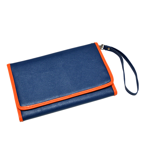 Tri-fold Clutch Wallet