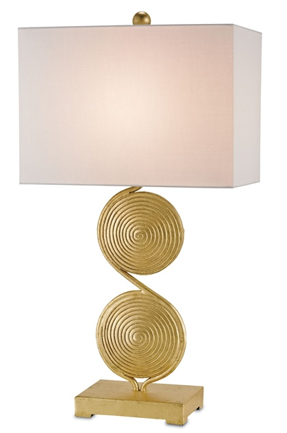 Coils Loop Table Lamp