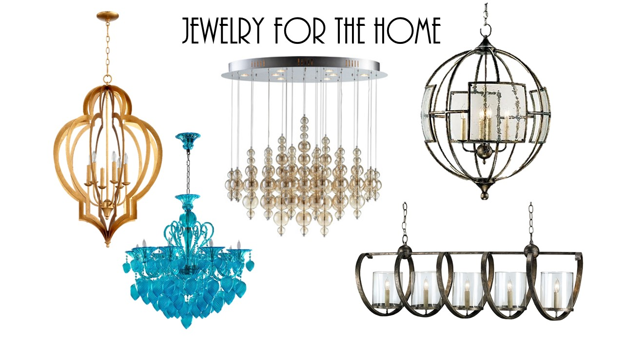 Jewelry for the Home