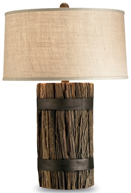 Urban Rustic Table Lamp