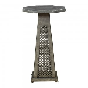 Polished Concrete Top Table